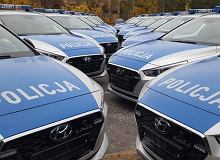 Hyundai i30 nowym radiowozem policji. Wielki przetarg już prawie zrealizowany