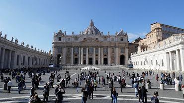 Watykan (zdj. ilustracyjne)