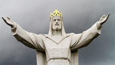 Pomniku Chrystusa Króla w Świebodzinie