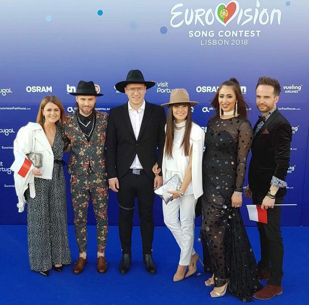 Polska reprezentacja na Eurowizję 2018.