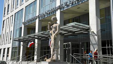 Sąd Okręgowy przy ulicy Warszawskiej w Radomiu