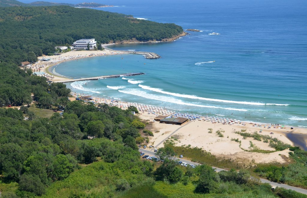 Perla Beach, Bułgaria