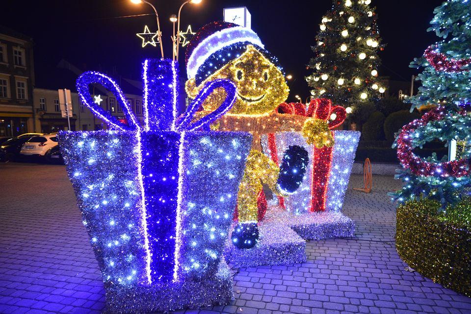 Świąteczne dekoracje w Bielsku-Białej