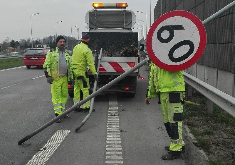 Koniec z ograniczeniami prędkości na S8 między Przeszkodą a Paszkowem
