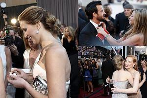 Jennifer Lawrence, Jennifer Aniston, Amanda Seyfried