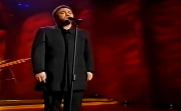 Mieczysław Szcześniak na Eurowizji w 1999