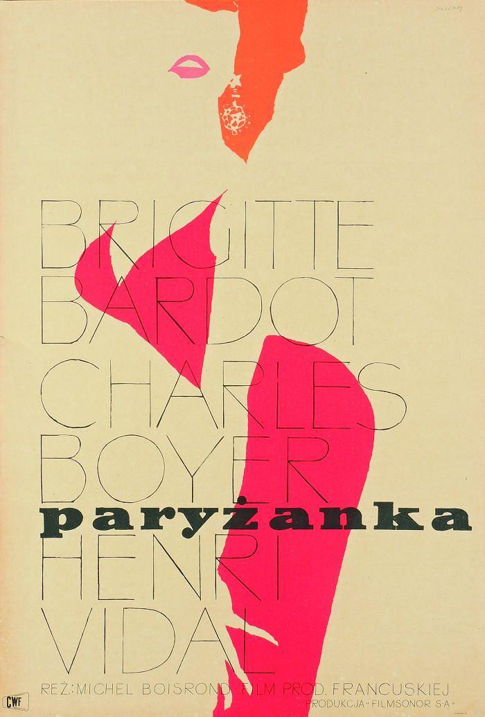 Zobacz Wybitne Polskie Plakaty Filmowe Z Lat 1945 69