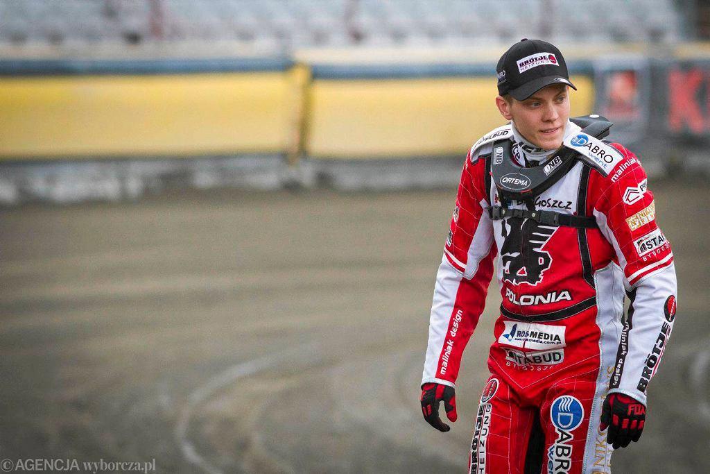 Szymon Woźniak nowym zawodnikiem Betardu Sparty Wrocław