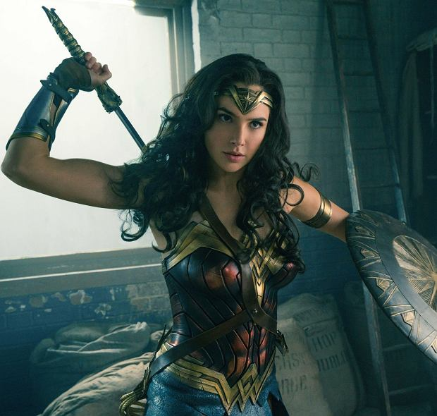 'Wonder Woman', Patty Jenkins