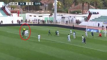W meczu Khouribga - Youssoufia marokański sędzia popełnił wiele błędów, więc został dożywotnio zawieszony