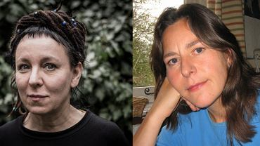 Olga Tokarczuk i Antonia Lloyd Jones
