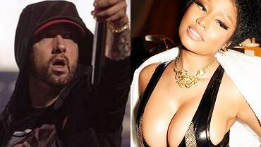 Eminem i Nicki Minaj