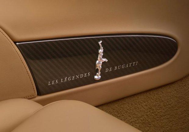 Bugatti Veyron Grand Sport Roadster Vitesse Rembrandt Bugatti 2014