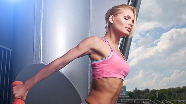aktywność fizyczna zwiększa wytrzymałość na ból