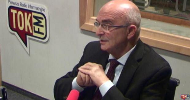 Prof. Mirosław Wyrzykowski w