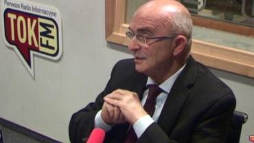 """Prof. Mirosław Wyrzykowski w """"Poranku Radia TOK FM"""""""