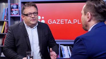 Dr Oczkoś gościem rozmowy Gazeta.pl