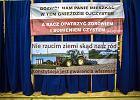 Centralny Port Komunikacyjny w Baranowie. Protestują też Wiskitki: gwizdy, syrena i transparenty