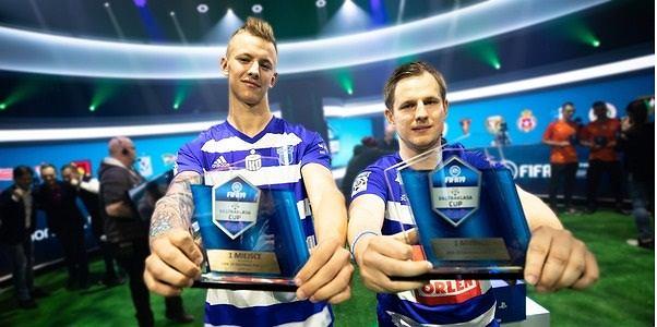 Wisła Płock wygrała EA SPORTS FIFA 19 Ekstraklasa Cup