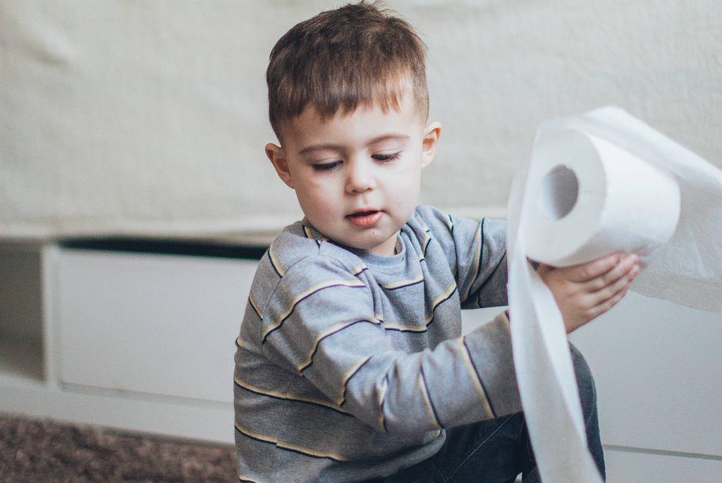 Infekcja dróg moczowych u dziecka.