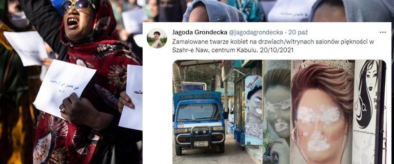 Jagoda Grondecka wróciła do Kabulu. Pokazała zmiany w Afganistanie [ZDJĘCIA]