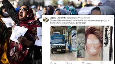 Jagoda Grondecka wróciła do Kabulu. Zwróciła uwagę na zmiany, jakie zaszły w Afganistanie i opublikowała zdjęcia