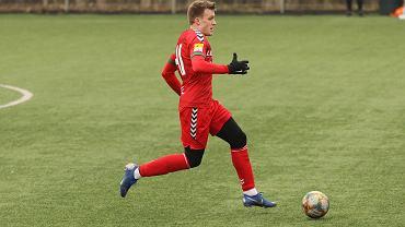 Markas Beneta, piłkarz Zagłębia Sosnowiec
