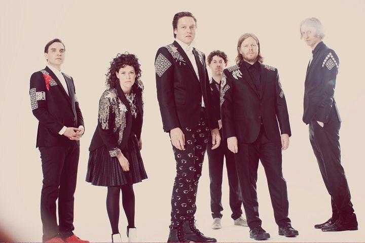 Arcade Fire / materiały prasowe