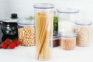 Pojemniki kuchenne na żywność [TANIE I PRAKTYCZNE]