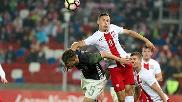 Polska - Niemcy 0:2 w Zabrzu