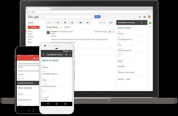 Rozszerzenia do Gmaila