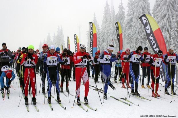 Salomon Nordic Sunday - zawody na nartach biegowych w Jakuszycach, 20 stycznia