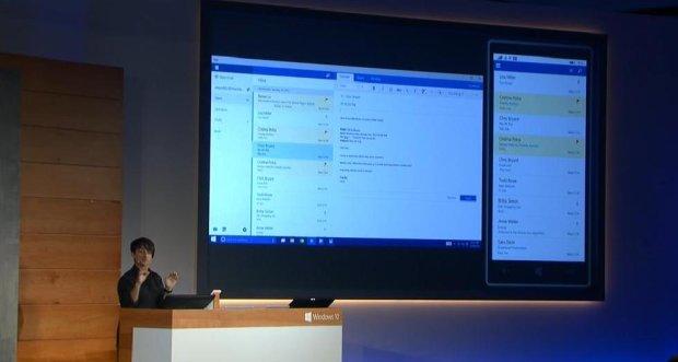 W Windows 10 znajdzie się nowy Outlook