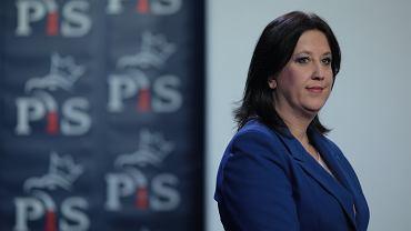 Rzeczniczka PiS komentuje: Chodzi o cyniczną walkę z rządem