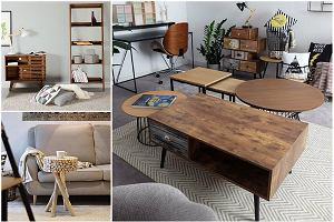 Modny trend - drewno w mieszkaniu. Drewniane meble i dodatki, które warto mieć