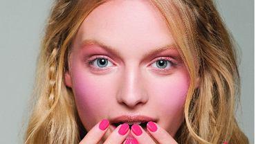 modelka ORLY Blush