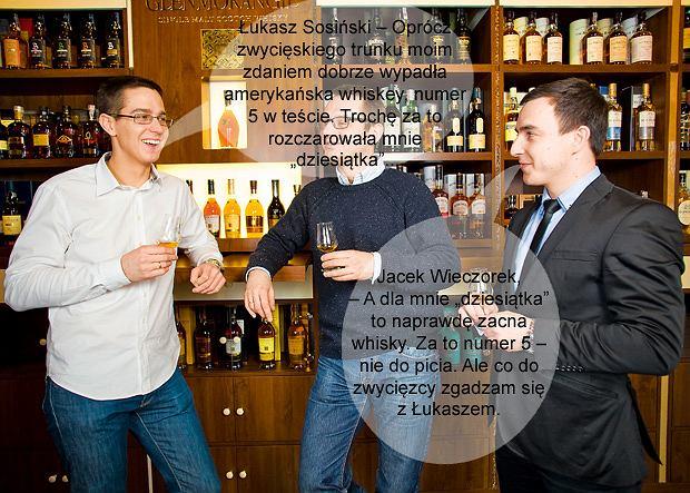 Ruda za cztery dychy: test whisky z dyskontów, testy, whisky, alkohol, Testujemy tanie whisky