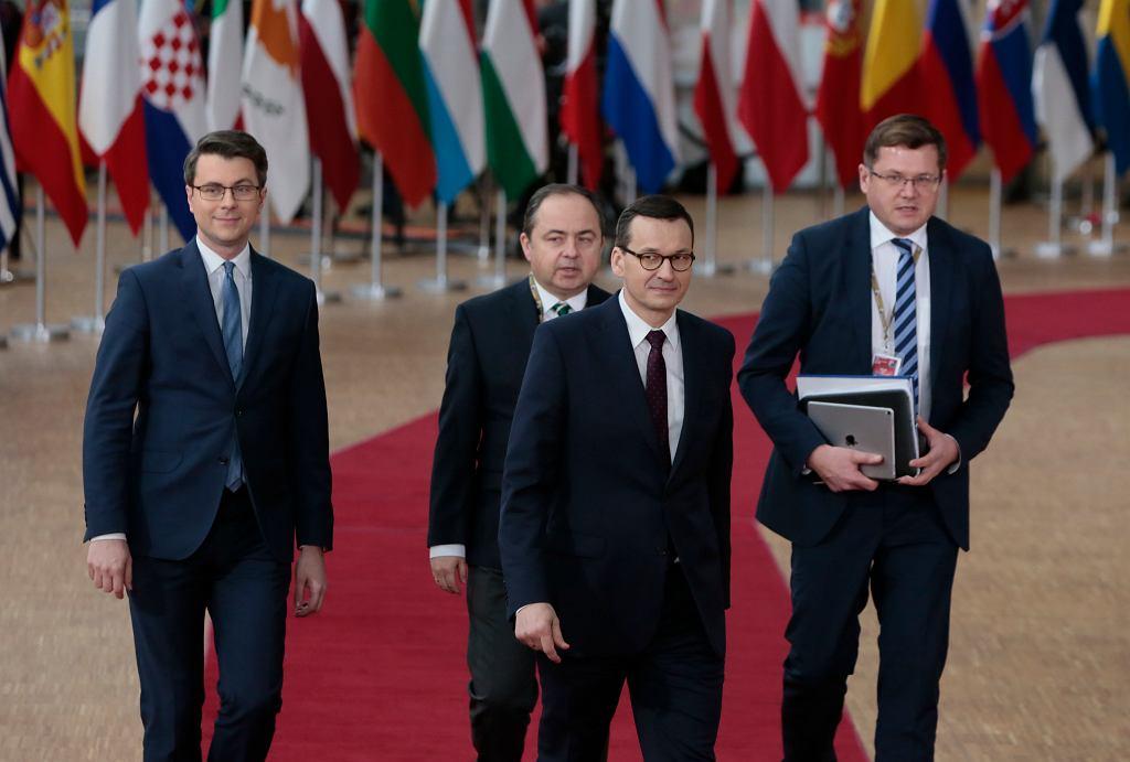 Kraje Unii debatują w sprawie budżetu na lata 2021-2027