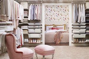 Pomysły na aranżację garderoby