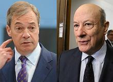 Jacek Rostowski ma mocnego przeciwnika w wyborach. To Nigel Farage