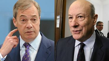 Nigel Farage, Jacek Rostowski