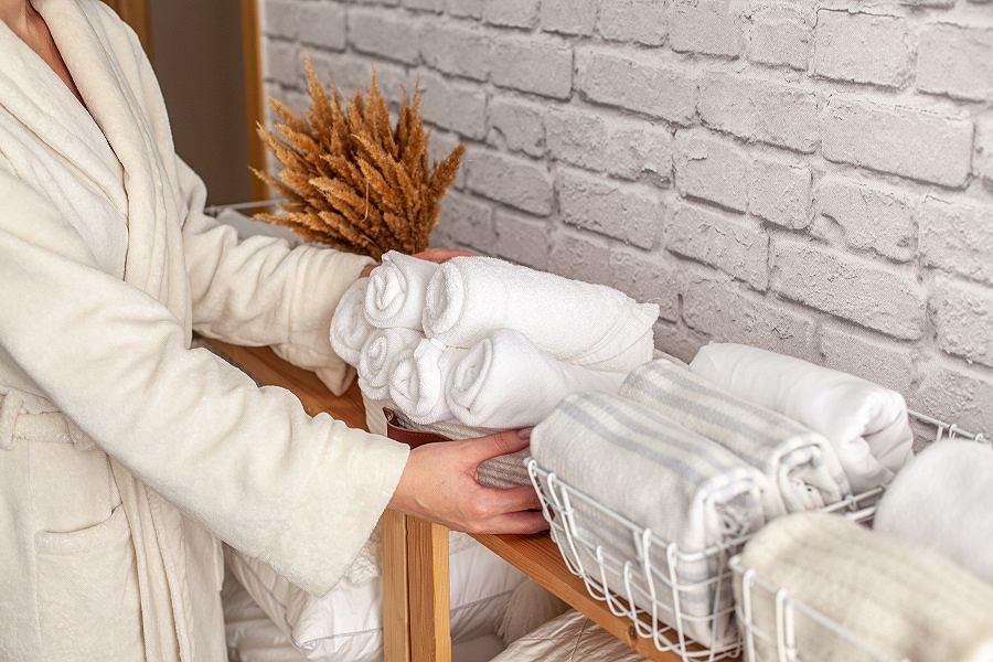 Ręczniki łazienkowe