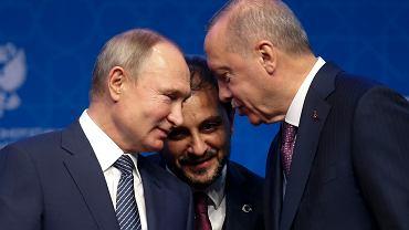 Putin i Erdogan skazani na współpracę. Wojny Turcji z Rosją długo nie będzie