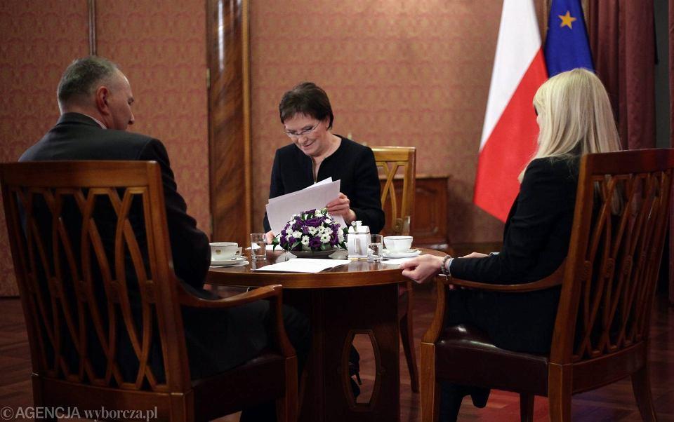 Zdjęcie numer 1 w galerii - Kopacz: Nikt nie rodzi się premierem