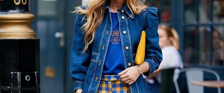 Kobiety kochają kurtki z tego materiału. Są idealne na wiosnę. Pasują do wszystkiego i są ponadczasowe!