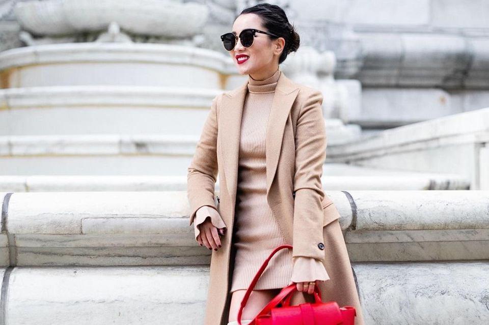 elegancka kobieta