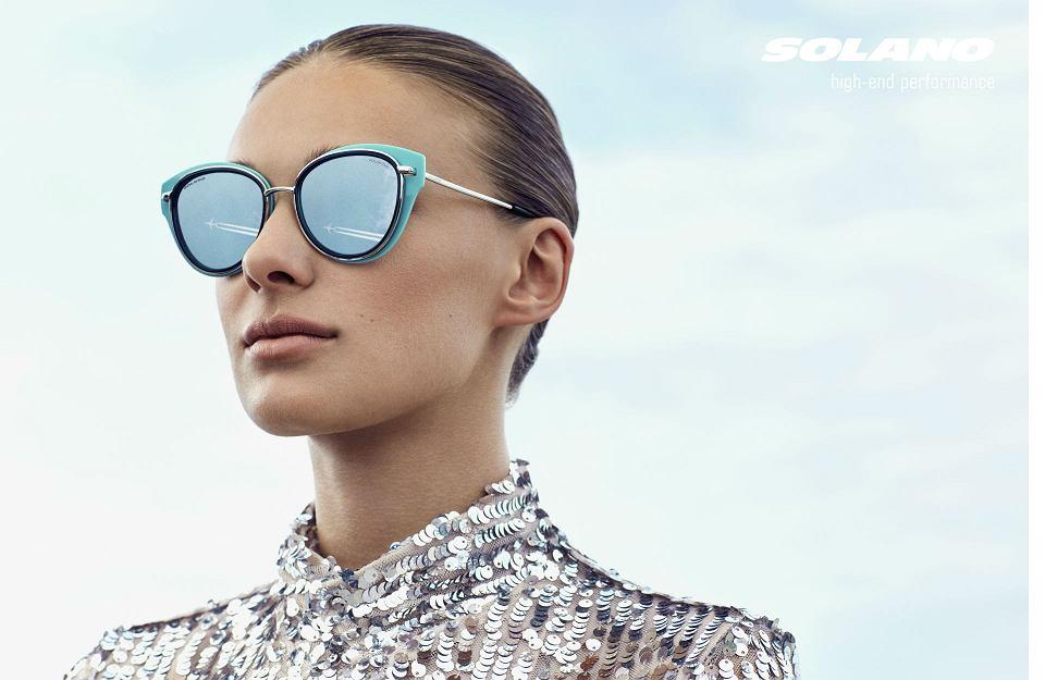 Okulary przeciwsłoneczne Solano model SS10291A