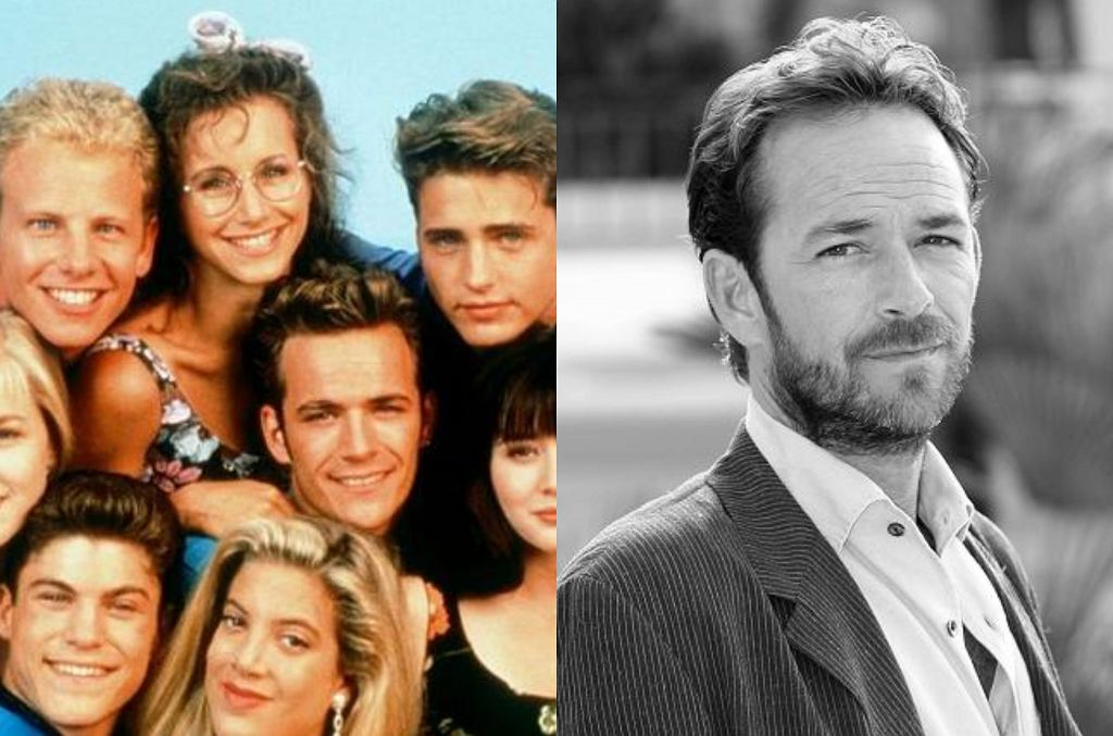 Beverly Hill 90210, Luke Perry