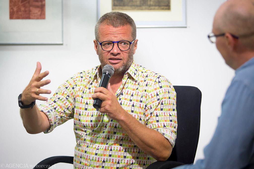 Festiwal #bedzieczytane w Ełku. Spotkanie z Marcinem Mellerem