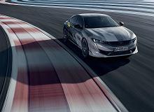 Peugeot 508 zyska osiągi godne wyglądu. W wersji PSE będzie jednym z najszybszych modeli klasy średniej